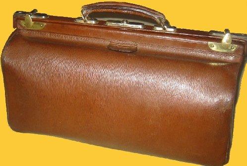 la belle epoque collectibles bagages anciens en cuir sacoches de m decin sacs de voyage. Black Bedroom Furniture Sets. Home Design Ideas